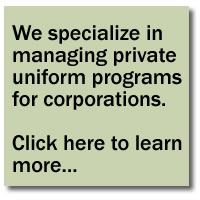 private uniform stores for corporations